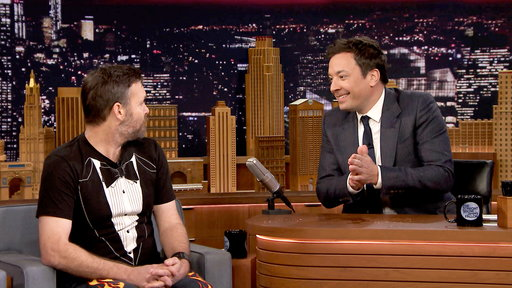 The Tonight Show Starring Jimmy Fallon S04E93 Will Forte, Milo Ventimiglia, Future