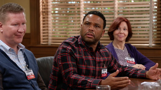 Black-ish S03E16 One Angry Man