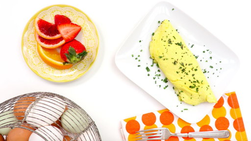 S0E0 How to Make Chef Geoffrey Zakarian's Perfect Omelet