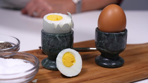 S0E0 How to Make Geoffrey Zakarian's Perfect Hard-boiled Eggs