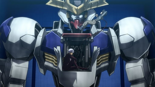 Mobile Suit Gundam: Iron-Blooded Orphans S02E46 (Sub) For Whom