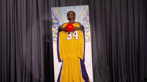 S15E29 3rd Grader Performs a Shaquille O'Neal Birthday Tribute