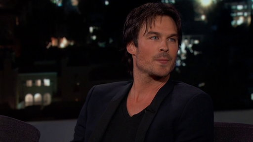 S15E29 Ian Somerhalder On Cross-Country Road Trip With Nikki Reed