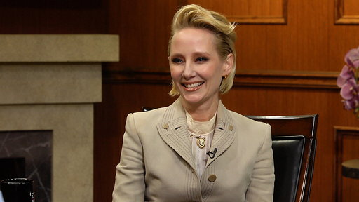 """Larry King Now S05E89 Anne Heche On Motherhood, Johnny Depp, and """"catfights"""""""