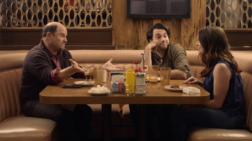 Dinner with Dad S01E08 Dinner: No Actresses Allowed