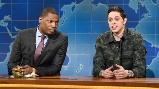 S42E16 Weekend Update: Pete Davidson's First Impressions of the Trump Administration