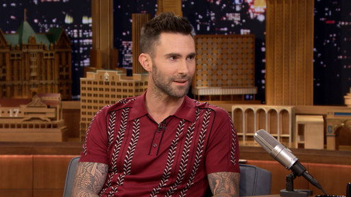 S04E103 Adam Levine Never Stops Touring or Hating On Blake Shelton