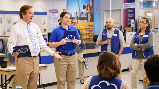 Superstore S02E17 Integrity Award