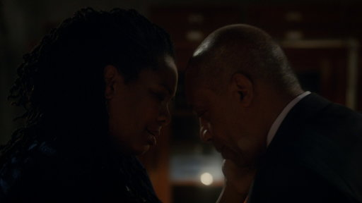 S6E6 Eli's Past With Sandra Is Used Against Him
