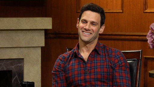 Larry King Now S05E93 Justin Bartha On 'The Good Fight,' Fatherhood, & Nic Cage