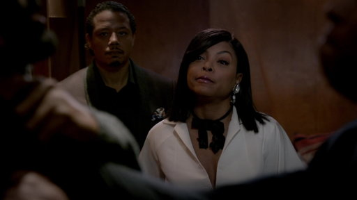 S3E10 Cookie and Lucious Confront D-Major