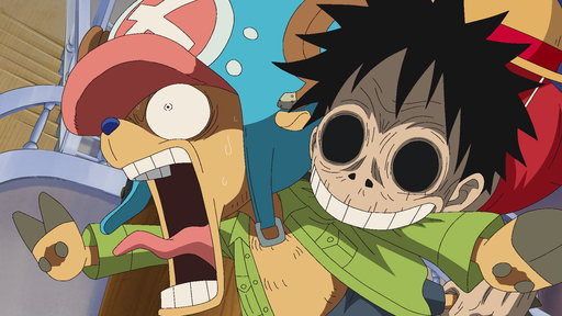 S11E780 (Sub) A Hungry Front! Luffy and the Navy Rookies!