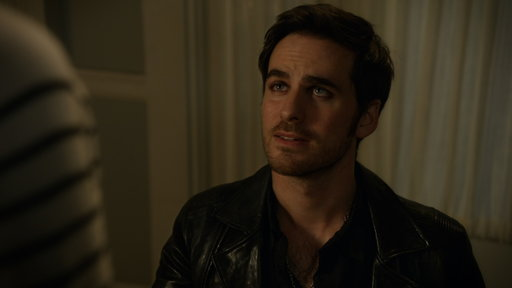 S06E13 Hook's Big Question