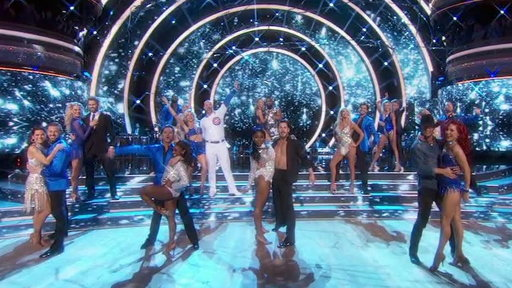 S24E01 DWTS Season 24 Opening Number