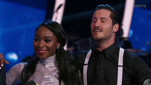 S24E1 Normani Kordei's Quickstep Is First Class