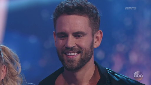 S24E1 Nick Viall's Rose-Worthy Cha Cha