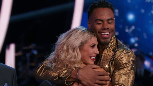 S24E1 Rashad Jennings's Cha Cha Is Pure 24K Magic
