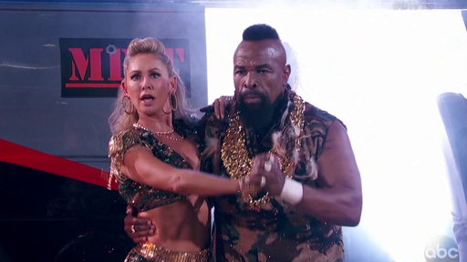 S24E1 Mr. T's Cha Cha Is Strictly a-Team