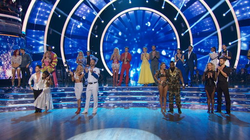 Dancing With the Stars S24E01 Week 1