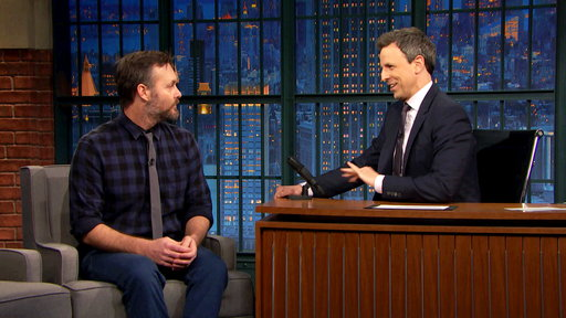 Late Night with Seth Meyers S04E84 Will Forte, Jay Bilas, Chris Hayes