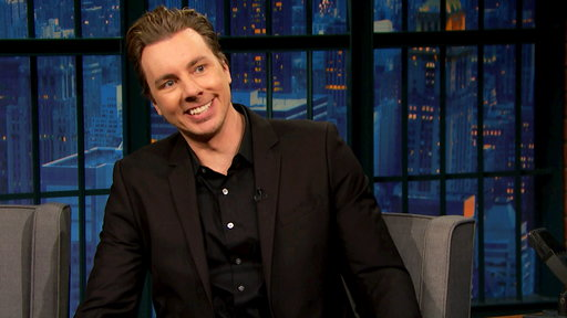 Late Night with Seth Meyers S04E85 Dax Shepard, Hannah Simone, Hey Violet