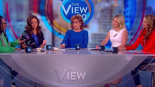 S20E131 The View Hot Topic: Does Your Ex Deserve to Be Happy?