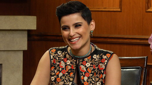 Larry King Now S05E96 Nelly Furtado On Artistry, Empathy, & Her Five-year Hiatus