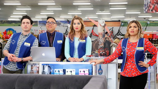 Superstore S02E18 Mateo's Last Day