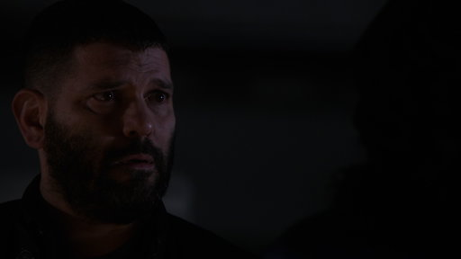 S06E07 Huck Is Right, Olivia Is Wrong