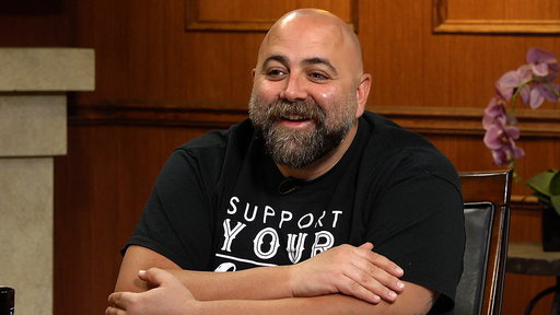 Larry King Now S05E97 Duff Goldman On Food, Music, & Judging Other Cooks