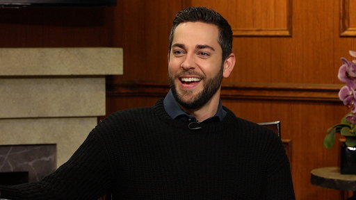 Larry King Now S05E99 Zachary Levi On 'Tangled,' 'Chuck' Movie, & Ryan Gosling