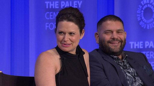 Season 0, Episode #0 Katie Lowes on Joining the Cast - PALEYFEST 2017 Screenshot