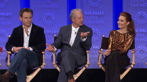 Season 0, Episode #0 Darby on Abby and Bellamy on Mellie - PALEYFEST 2017 Screenshot