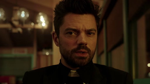 Season 1, Episode #0 Preacher Season 1 Trailer Screenshot