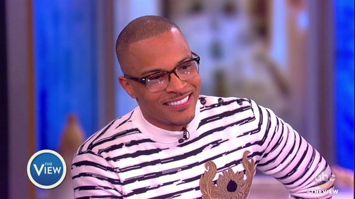 """S20E141 Tip """"T.I."""" Harris on The View: Talks Politics and Finale Season of """"T.I. and Tiny: The Family Hustle"""""""