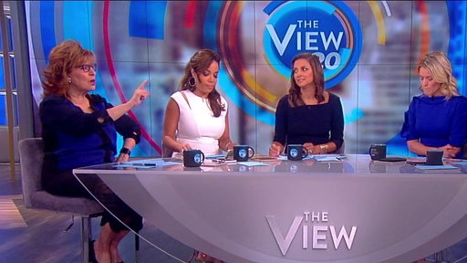 S20E142 The View Co-hosts Debate President Trump's Decision to Order a Military Strike Against Syria