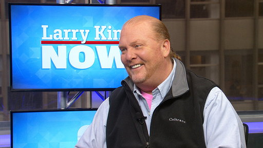 Larry King Now S05E103 Mario Batali on Cooking, Celebrity, & His Empire