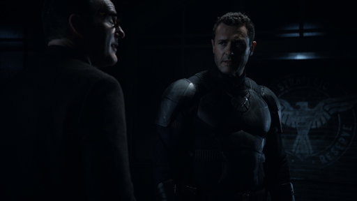 S4E17 Coulson Geeks Out Over Mace