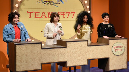 S42E18 Celebrity Family Feud: Time Travel Edition