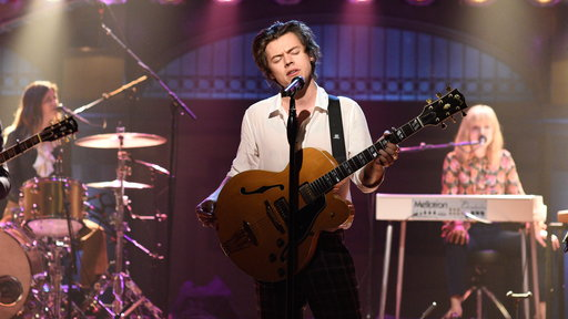 S42E18 Harry Styles: Ever Since New York