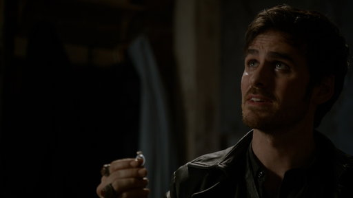 S06E17 Hook's Real Proposal to Emma