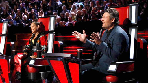 The Voice S12E17 Live Playoffs, Night 1