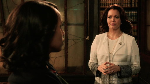 S6E11 Scandal Sneak Peek: Will Mellie Concede or Fight for America?