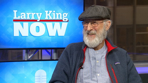 Larry King Now S05E109 James Cromwell on Acting, Protesting, & 'Babe'