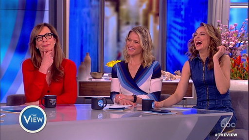 "S20E153 Allison Janney On ""The View"": Addresses ""Mom"" Tackling Addiction and Sexual Assault"