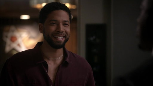 S3E14 Angelo Asks Jamal for Advice About Cookie
