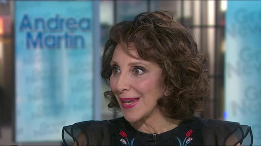 S0E0 Andrea Martin Talks About New Show 'Great News' and Her Show Biz Sons