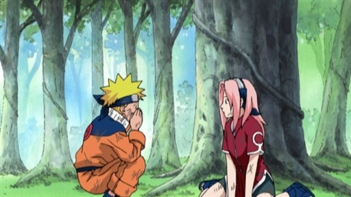 S1E10 (Sub) The Forest of Chakra