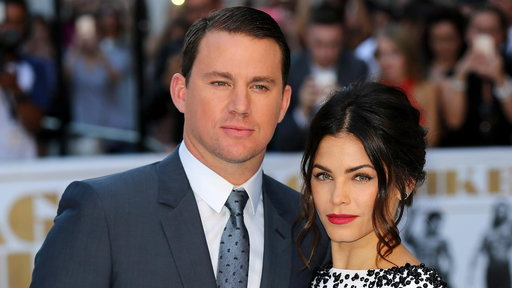 S0E0 TODAY Loves ... Channing and Jenna Dewan Tatum