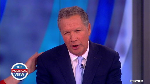 "S20E154 The Political View: John Kasich On Trump and New Book ""Two Paths"""